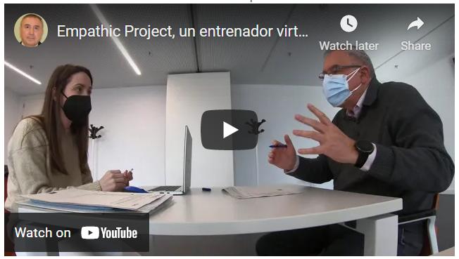 Empathic virtual assistant was reviewed in Mikel Agirregabiria's blog
